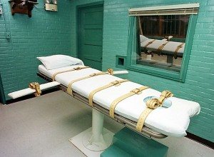 photo of Illinois death penalty chamber