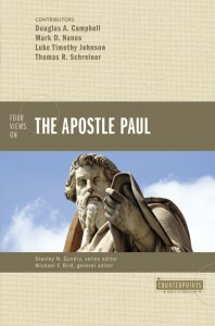 Four Views on the Apostle Paul front cover