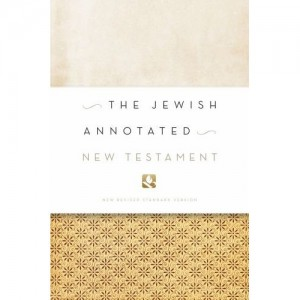 The Jewish Annotated New Testament front cover